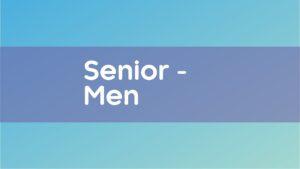 Men's Senior Championship