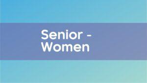 Senior Women's Championship