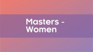 Women's Masters Championship