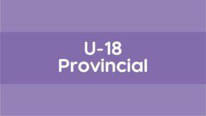 Quebec Curling U-18 Provincials