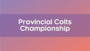 Quebec Provincial Colts Curling Championship
